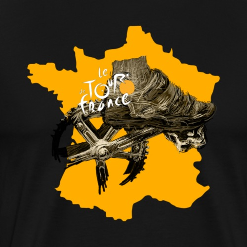 Le Tour de France - Men's Premium T-Shirt