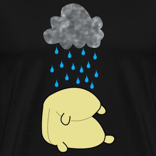 Sad Flour Sack - Men's Premium T-Shirt