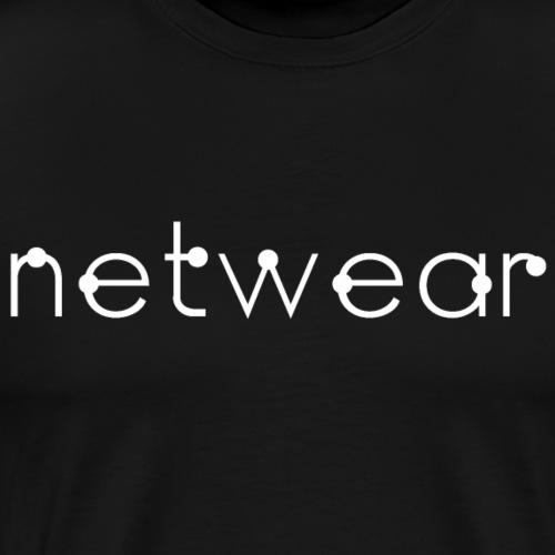 circuit white - Men's Premium T-Shirt