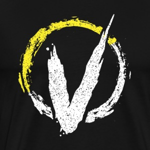 Voluntaryist Symbol - Men's Premium T-Shirt