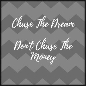 Chase The Dream T Shirt - Men's Premium T-Shirt