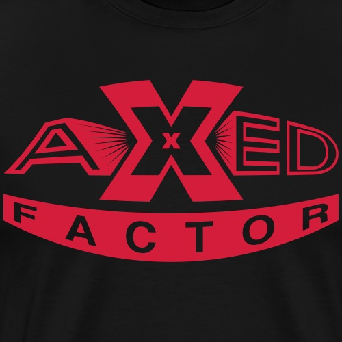The Axed Factor - Men's Premium T-Shirt