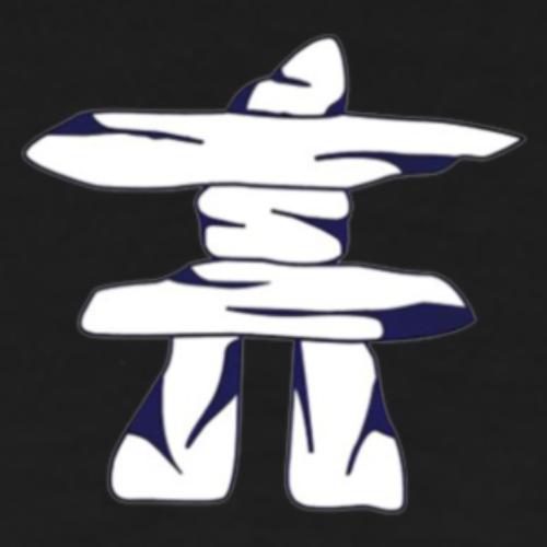 Inukshuk - Men's Premium T-Shirt