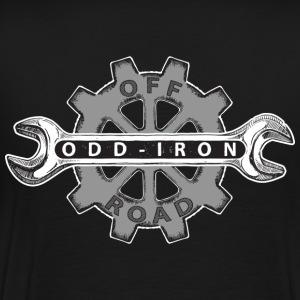 Odd Iron Off Road back Logo LRG - Men's Premium T-Shirt