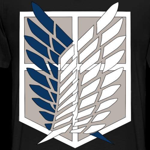 Attack on Titan - Men's Premium T-Shirt