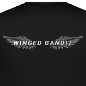 Winged Bandit Wings - Men's Premium T-Shirt