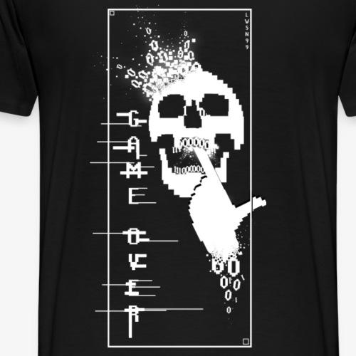 GaMe_OveR - Men's Premium T-Shirt