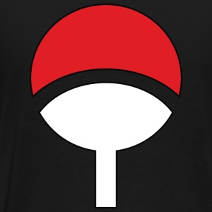 uchiha clan symbol - Men's Premium T-Shirt
