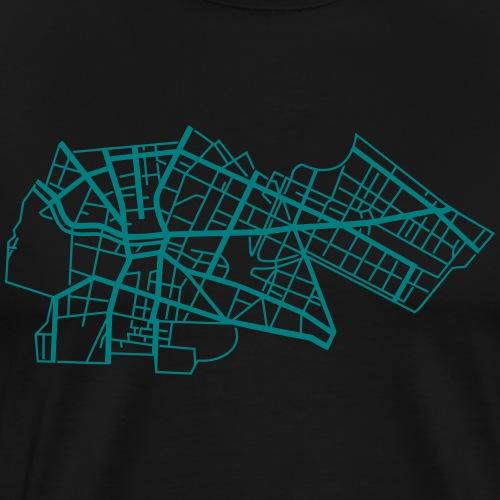 Berlin Kreuzberg - Men's Premium T-Shirt