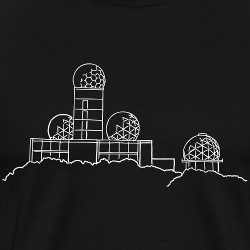 Listening station Berlin - Men's Premium T-Shirt