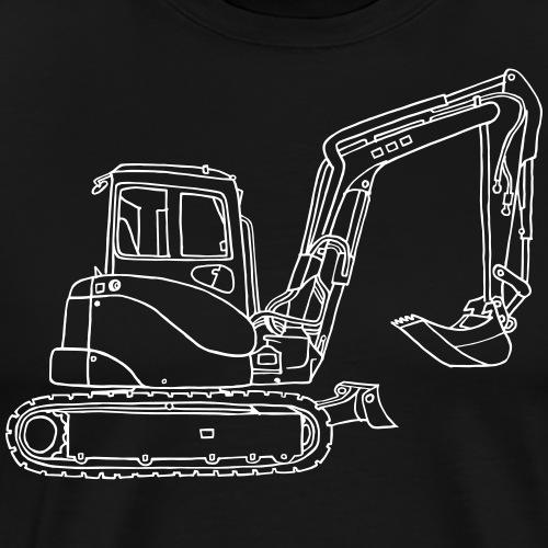 Digger - Men's Premium T-Shirt