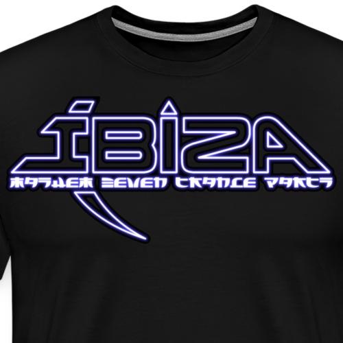 Ibiza Party 01 - Men's Premium T-Shirt