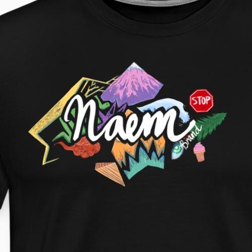 Naem 1.0 - Men's Premium T-Shirt