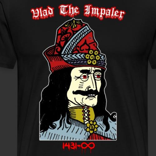 Vlad The Impaler Forever - Men's Premium T-Shirt