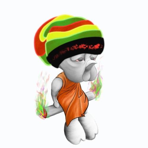 Jamaica Monk - Tweety Collection - Men's Premium T-Shirt