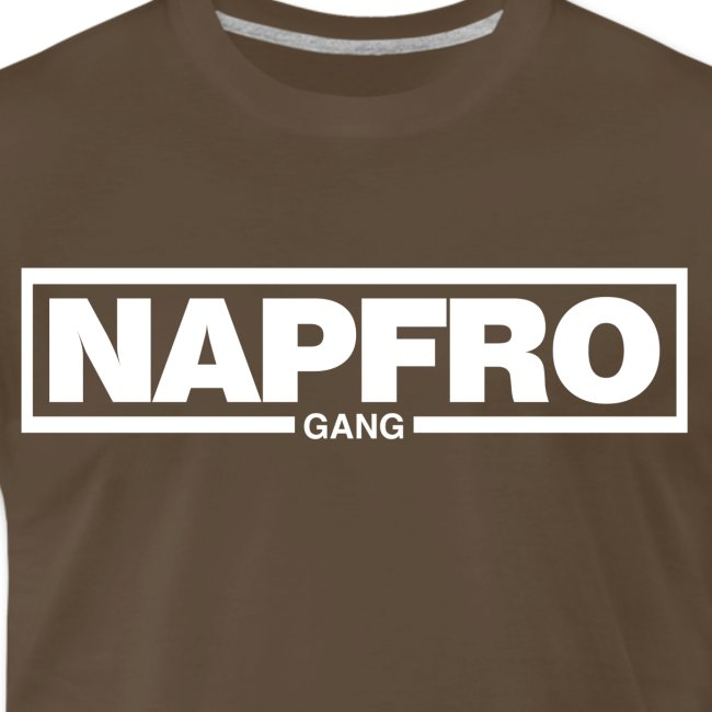 NAPFRO GANG (BLOCK LOGO)