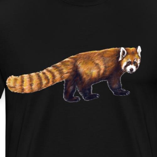 Red panda - Men's Premium T-Shirt