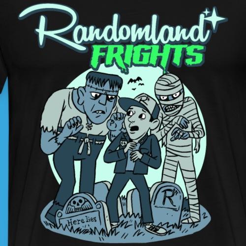 Fright Monsters - Men's Premium T-Shirt