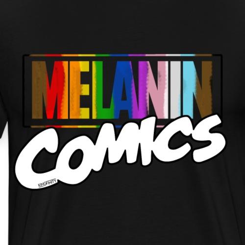Melanin Comics Blerdcon - Men's Premium T-Shirt