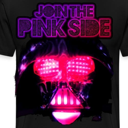Pink Side - Men's Premium T-Shirt