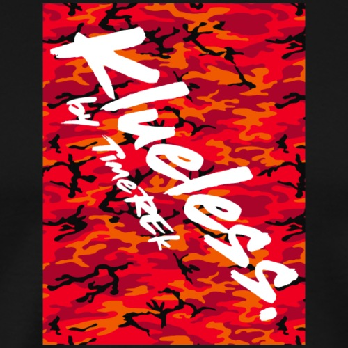 Klueless. Big.RED edition - Men's Premium T-Shirt