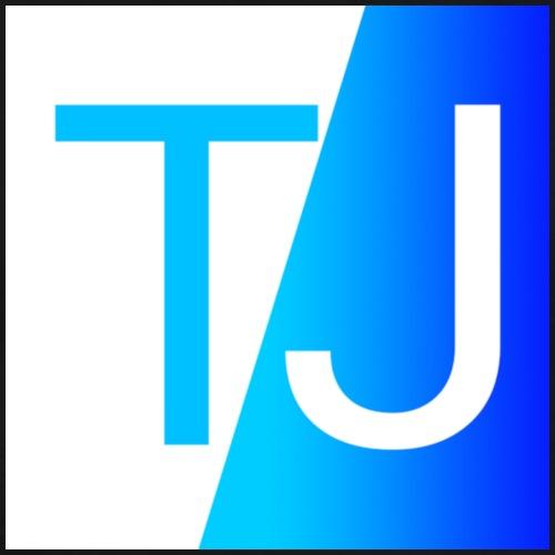 TECHJump Logo - Men's Premium T-Shirt