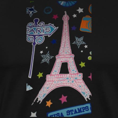 pariss - Men's Premium T-Shirt
