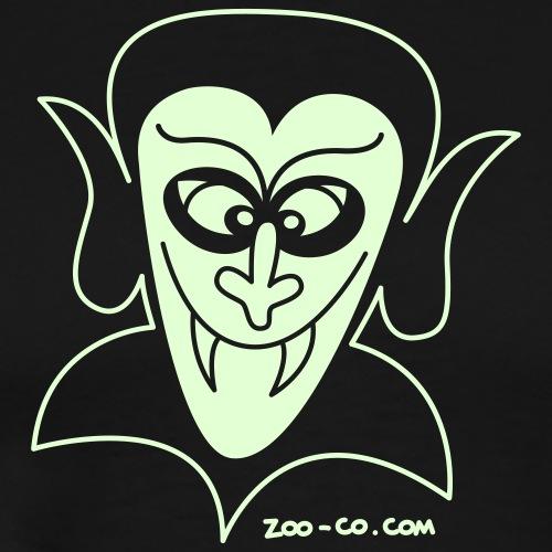 Deep heather Dracula Women's T-Shirts - Men's Premium T-Shirt