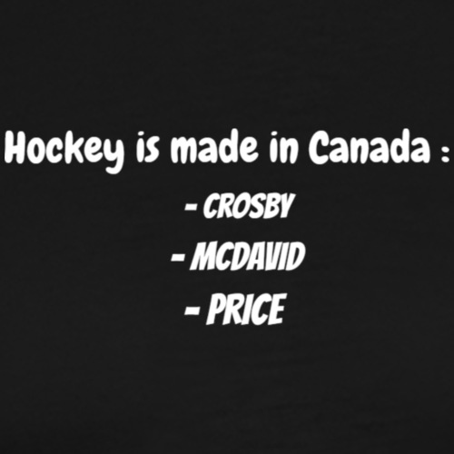Ineffable Hockey Hoodies 2 - Men's Premium T-Shirt