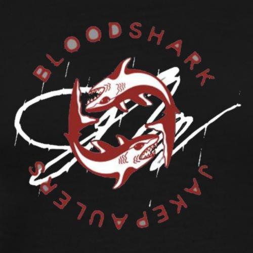 Blood Shark - Men's Premium T-Shirt