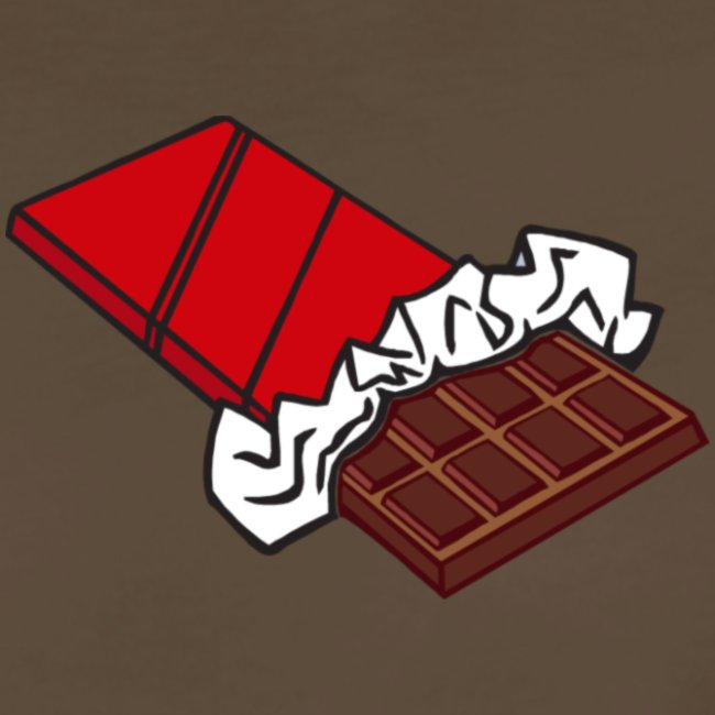Chocolate Bar T-Shirt