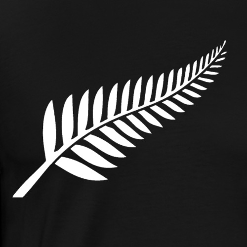 New Zealand Silver Fern - Men's Premium T-Shirt