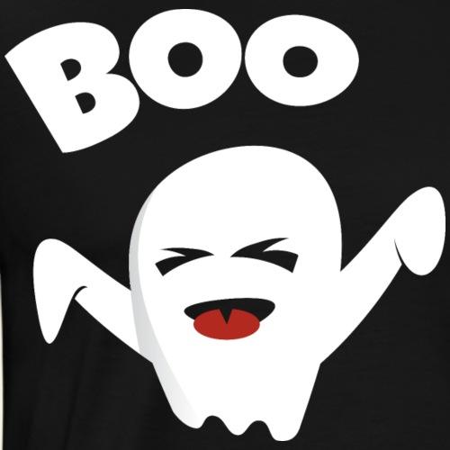Funny Halloween Ghost Boo