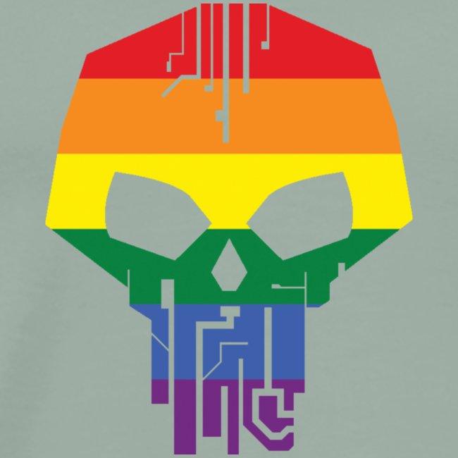 Black Ice Pride Logo