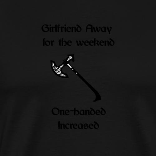 One Handed Skills - Men's Premium T-Shirt