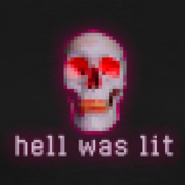 hell was lit