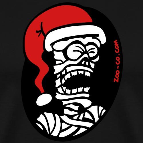 Christmas Mummy - Men's Premium T-Shirt