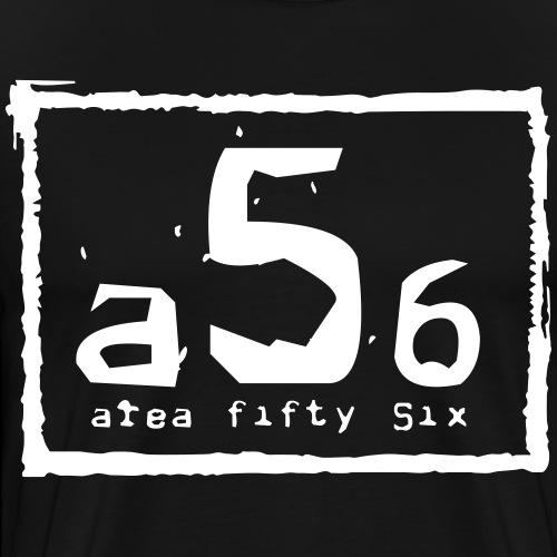 area fifty six - Men's Premium T-Shirt