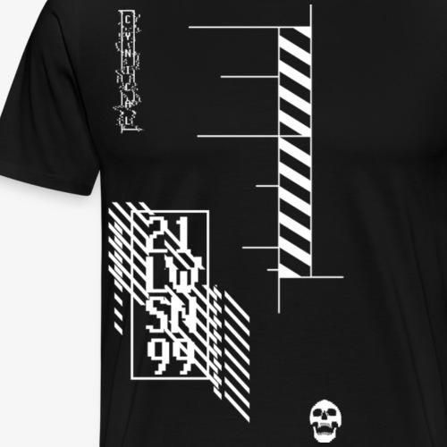 GaMe_OveR_FroNt - Men's Premium T-Shirt