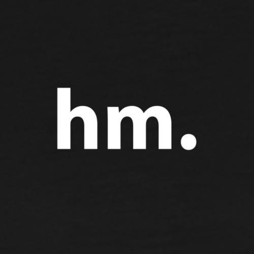 hm. - Men's Premium T-Shirt
