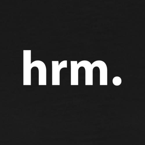 hrm. - Men's Premium T-Shirt