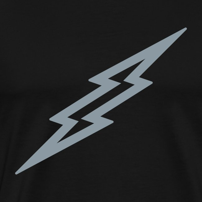 Lightning Bolt | Men's Premium T-Shirt