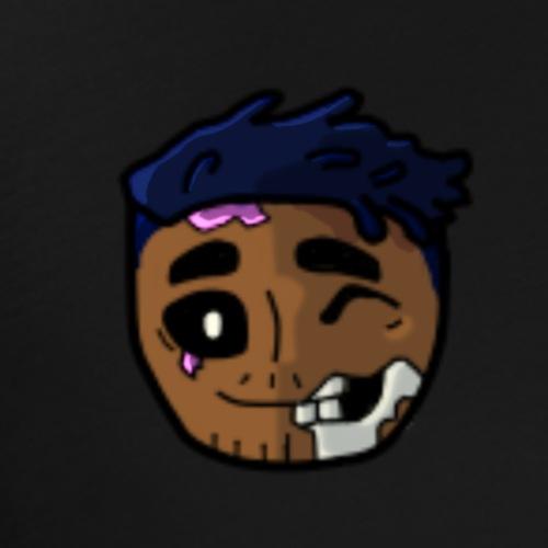 Zombie Melody: Chibi Head - Men's Premium T-Shirt