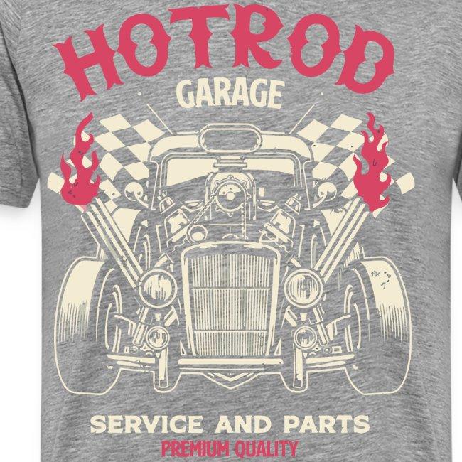 hotrod vintage cars