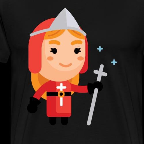 Cleric Lvl 2 - Men's Premium T-Shirt