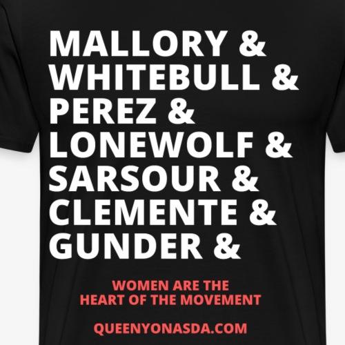 Heart Of the Movement - Men's Premium T-Shirt
