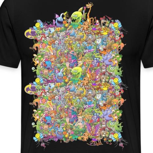 Creatures Festival - Men's Premium T-Shirt