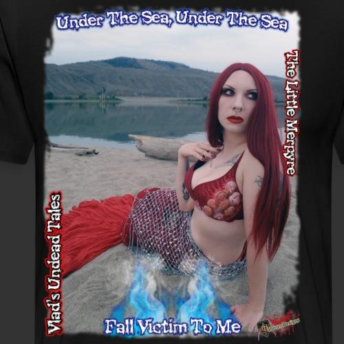 Live Undead Tales: The Little Merpyre 2 - Men's Premium T-Shirt
