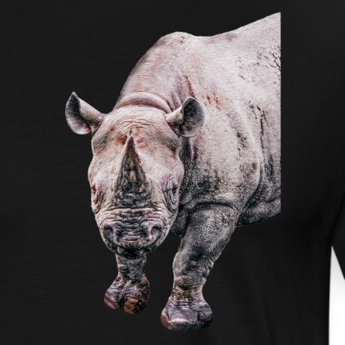 Rhinoceros - Men's Premium T-Shirt