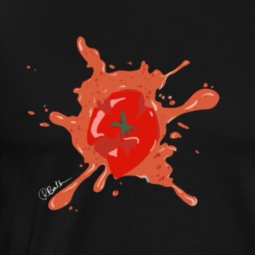 Splatttt - Men's Premium T-Shirt